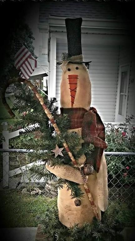 Snowman Bob E-Pattern